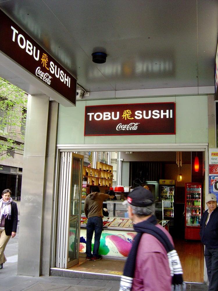 Tobu sushi japanese restaurants melbourne melbourne for Asian cuisine melbourne