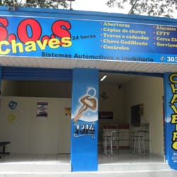 chaveiro Sos chaves, Maringá - PR, Brazil