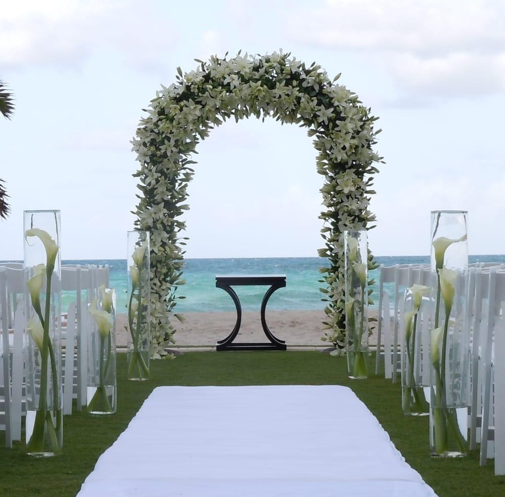 Arch Wedding Rental: Wedding Arch Rental Miami By Www.ArcDivine.com 954-3`9