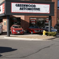 Greenwood Automotive logo