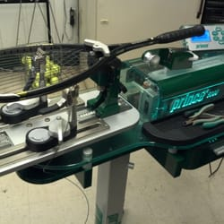 prince 5000 stringing machine