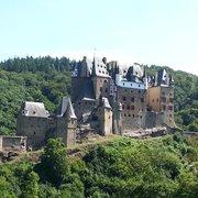 Burg Eltz, Wierschem, Rheinland-Pfalz, Germany