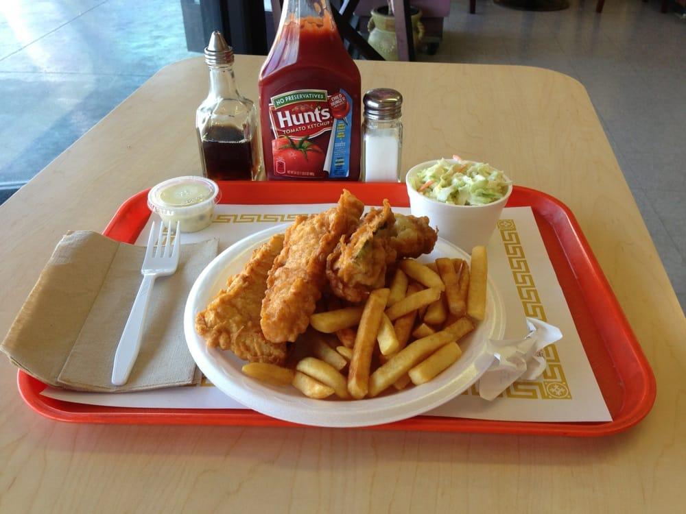 Village Inn Fish & Chips - Seafood - Long Beach, CA - Yelp