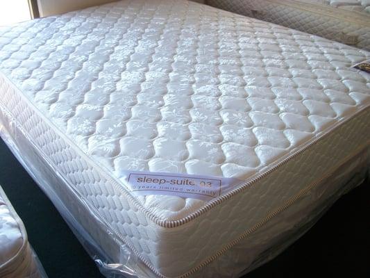 Bed Headzzz Mattresses The Tenderest 2 sided firm