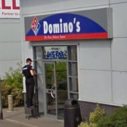 Dominos Pizza, Grantham, Lincolnshire