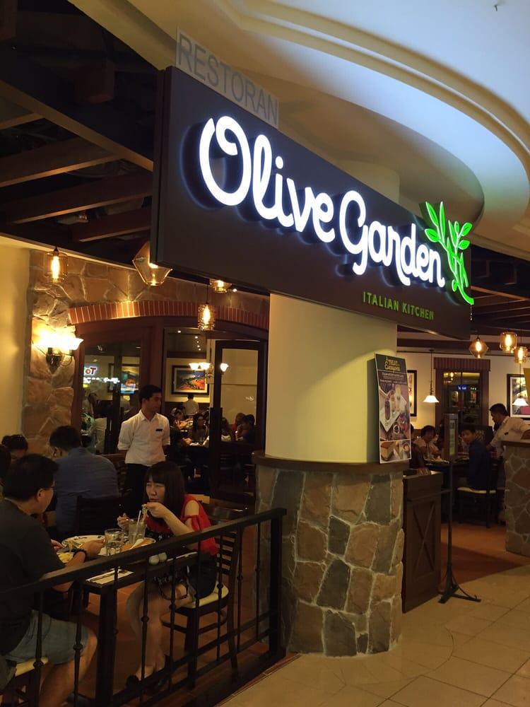 Olive Garden Italian Mid Valley City Kuala Lumpur Malaysia Photos Yelp