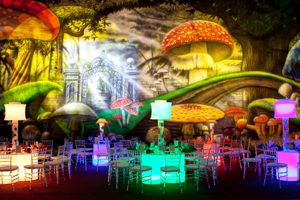 Alice In Wonderland Backdrop | Yelp