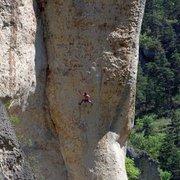 Escalade Gorges du Tarn