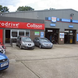 Collinson Motoring Services, Waterlooville, Hampshire