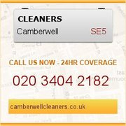 Cleaning Services Camberwell, London