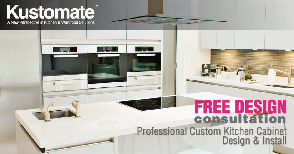 Kustomate cabinet industry furniture assembly puchong for Kitchen design yelp