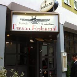 Persian Restaurant, Stuttgart, Baden-Württemberg, Germany