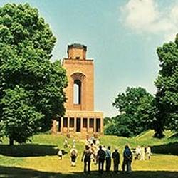 Bismarckturm, Burg