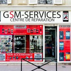 Gsm services depannage et reparation de telephone mobile yelp - Reparation telephone plan de campagne ...