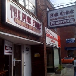 The Pine Store Furniture Stores Corktown Toronto On Canada Reviews Photos Yelp