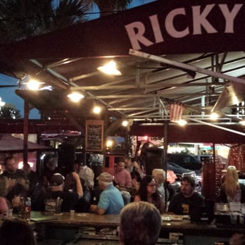 Ricky T S Bar Grille Treasure Island Fl