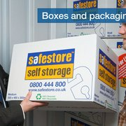 Safestore Self Storage, Enfield, London