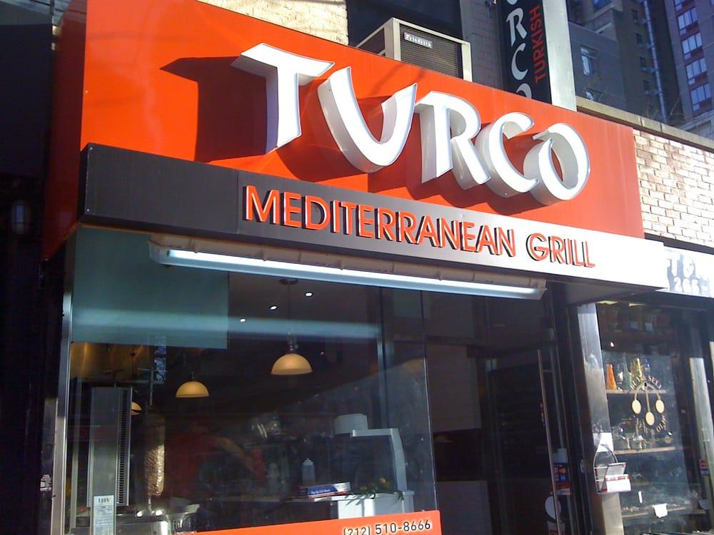Restaurant Near Port Authority Bus Terminal