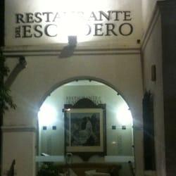 Restaurante Del Escudero, Ronda, Málaga, Spain