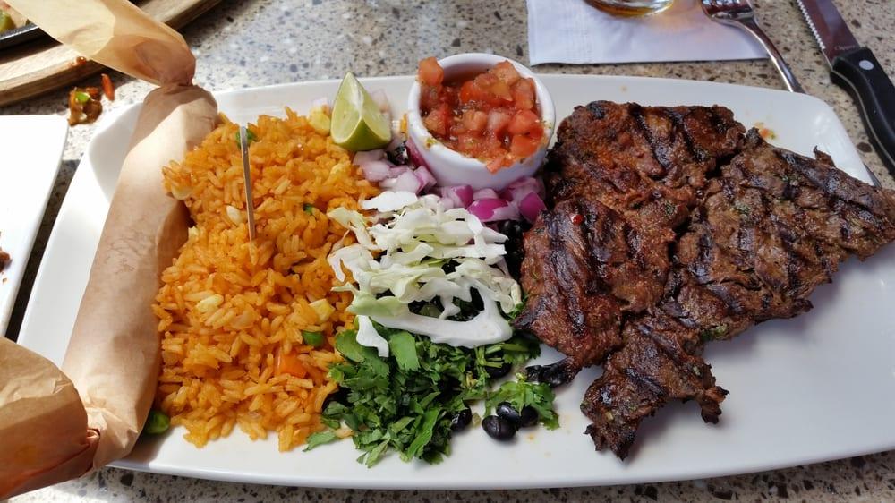 Carne Asada plate.   Yelp