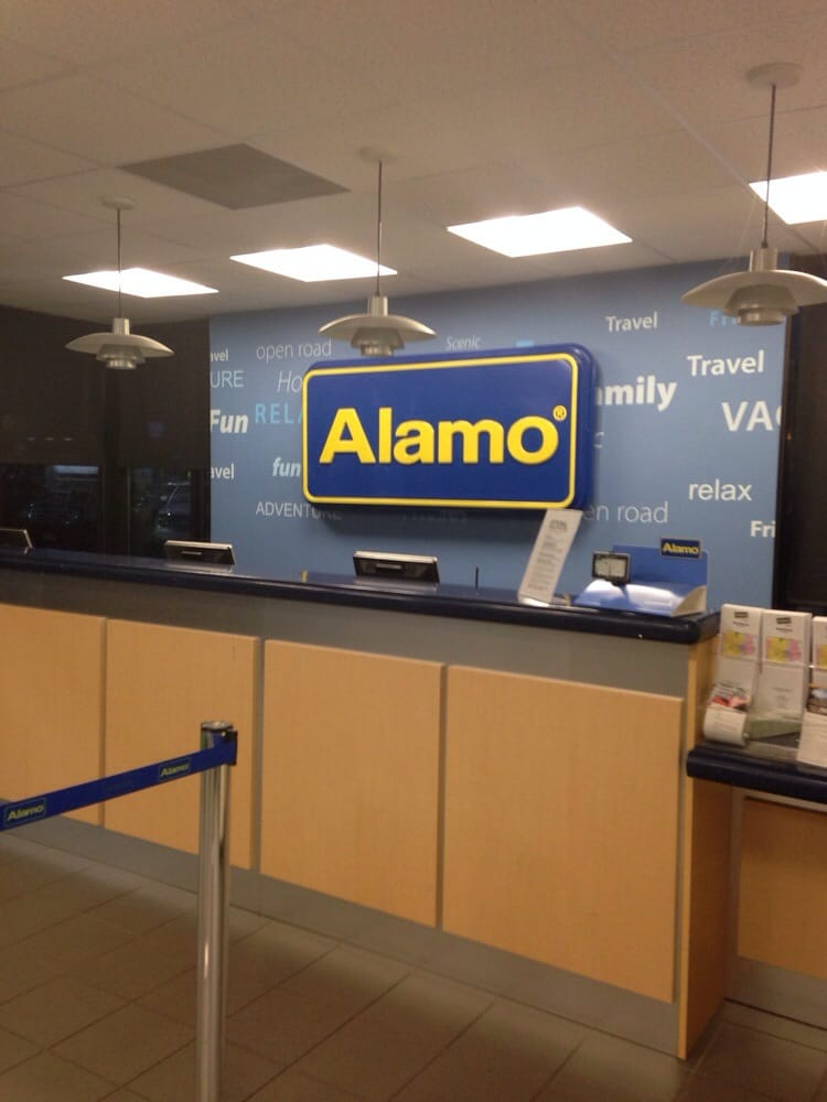 Alamo Car Rental Login