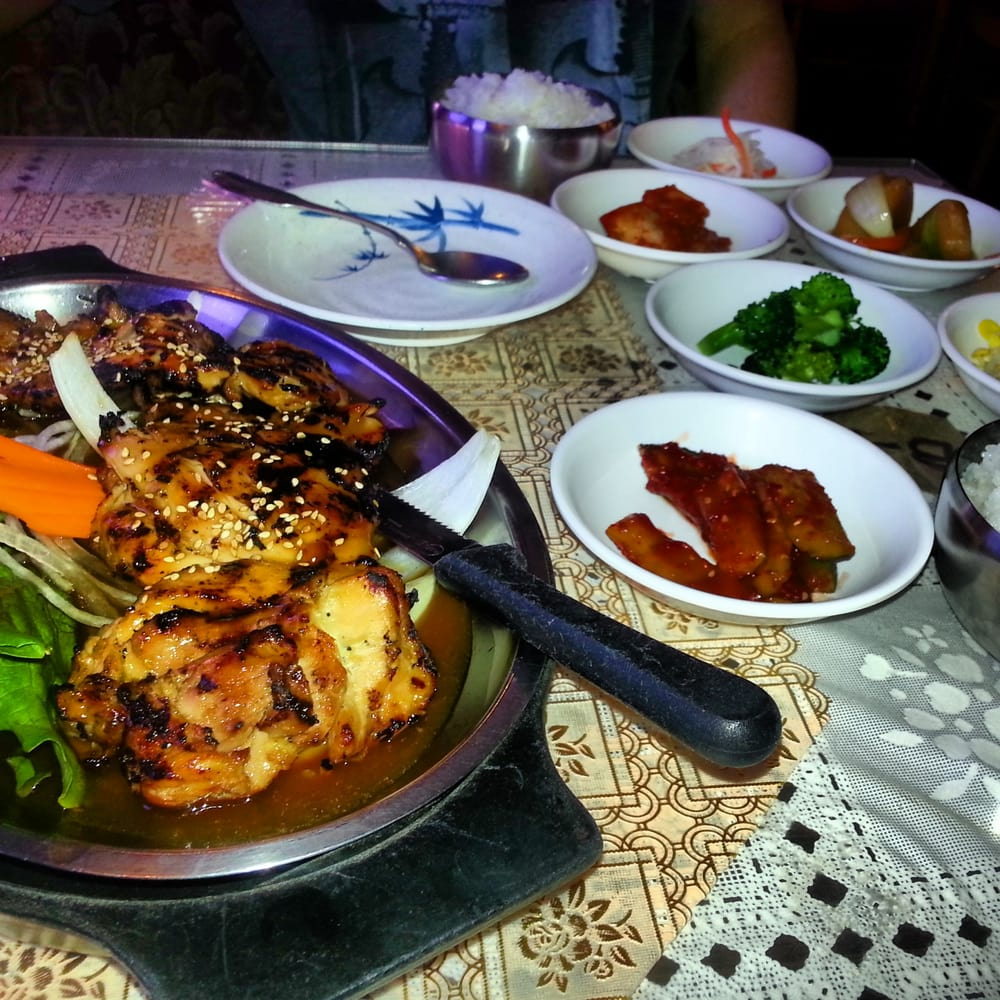 Momo korean bbq 12 foto cucina coreana clarksville for Cucina coreana