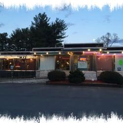 Barclay Heights Diner - Saugerties, NY, États-Unis. Barclay Heights Diner BHD