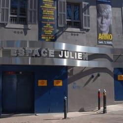 Espace Julien, Marseille, France