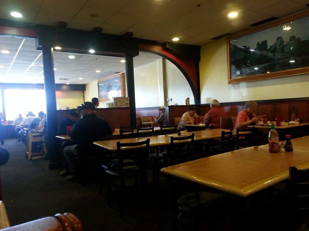 china wok buffet  chinese  show low az  reviews