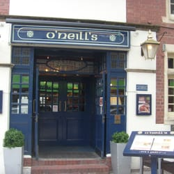 O'Neills Bars, Birmingham, West Midlands