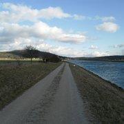 Main Donau Kanal, Nuremberg, Bayern, Germany