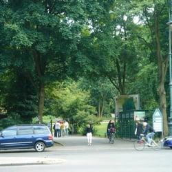 Volkspark Hasenheide, Berlin, Germany