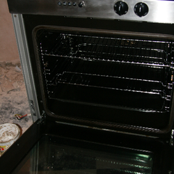 Let us make your oven shining