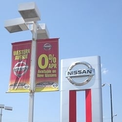 Western Avenue Nissan 24 Photos Car Dealers