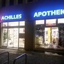 Achilles Apotheke, Berlin