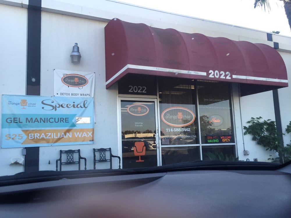 The orange chair salon and spa 85 photos nail salons for Salon orange