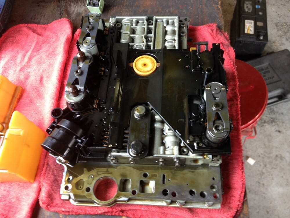 Mercedes 722 6 transmission conductor plate replacement yelp for Mercedes benz oil change near me