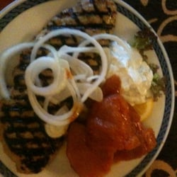 Bifteki (10,- €)