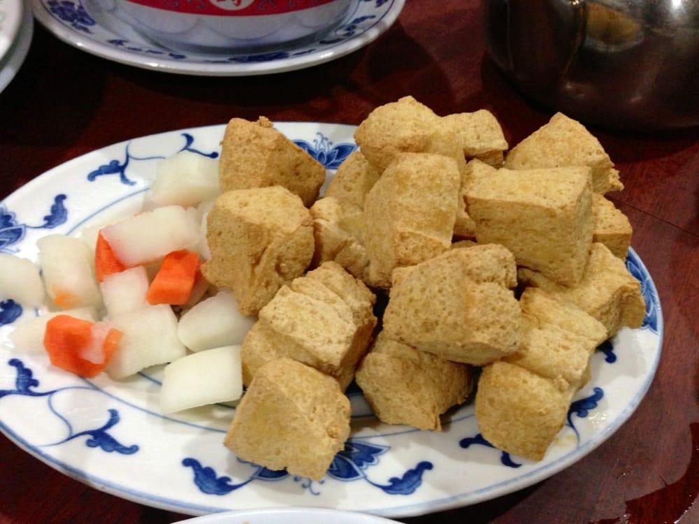 Stinky Tofu Flushing gu Shine Taiwanese Restaurant Stinky Tofu Flushing ny United States