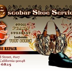 Andys Shoe Service logo