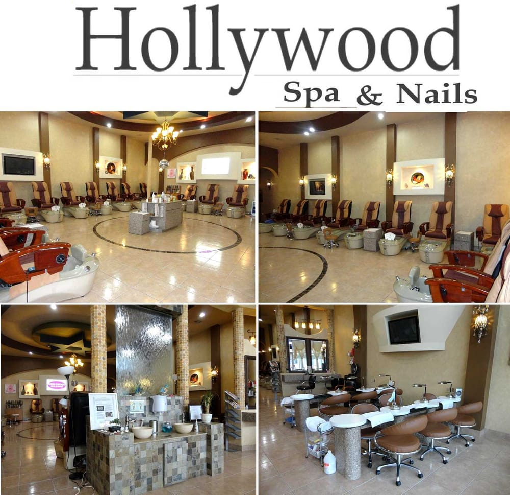 hollywood spa and nails