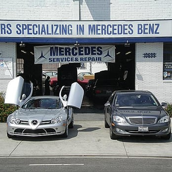 G n motors mbz certified mercedes benz 24 photos auto for Mercedes benz service los angeles