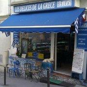 Les Délices de la Grèce, Paris