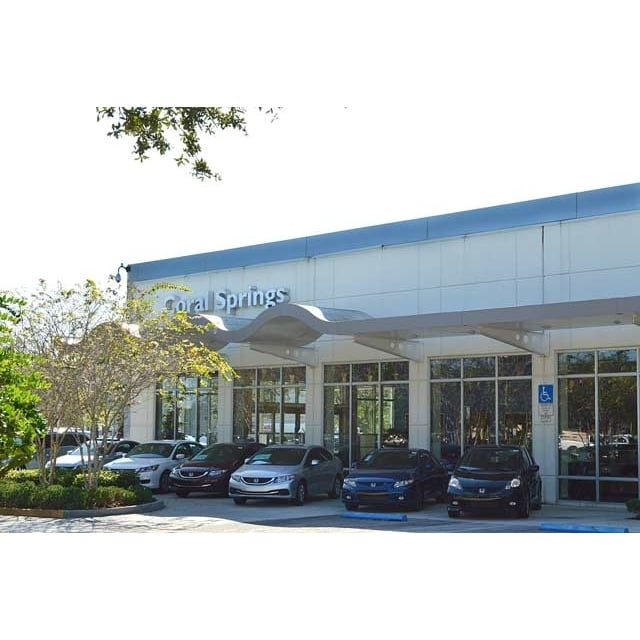 coral springs honda car dealers 9400 w atlantic blvd coral springs fl reviews photos
