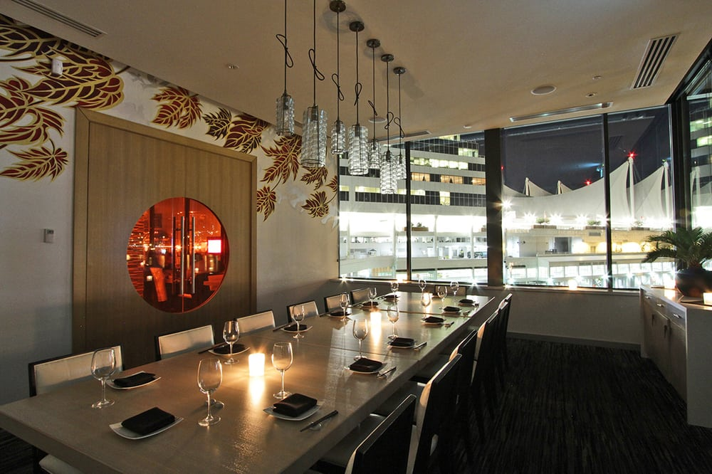 6 Of Vancouver S Best Private Dining Rooms Notable Life