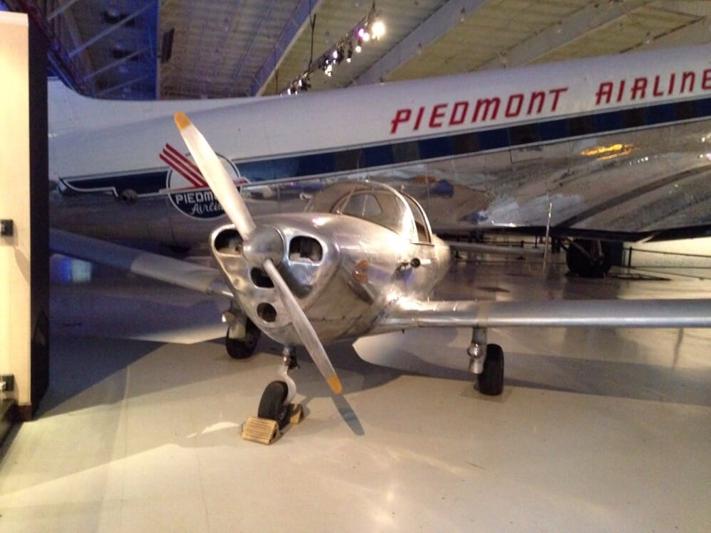 Carolinas Aviation Museum - Charlotte, NC, United States