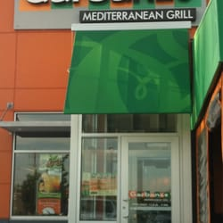 Garbanzo Mediterranean Grill logo