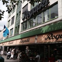 Rogacki an der Wilmersdorfer. Outside…