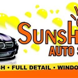 Sunshine Auto Spa Closed Car Wash Gulfton Houston