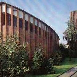 Pfarrei St. Katharina, Steinfort Pfarrheim, Düsseldorf, Nordrhein-Westfalen